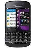 BlackBerry Q10 rating and reviews
