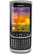 Specification of Philips W6350 rival: BlackBerry Torch 9810.