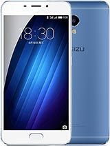 Specification of ZTE Blade V Plus rival: Meizu m3e.