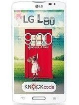 Specification of Lenovo A5000 rival: LG L80.