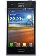 Specification of BlackBerry 9720 rival: LG Optimus L5 E610.