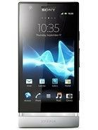 Sony Xperia P tech specs and cost.