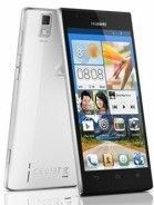 Huawei Ascend P2 tech specs and cost.