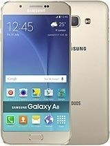 Samsung Galaxy A8 Duos tech specs and cost.