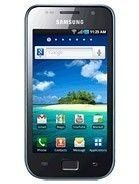 Samsung I9003 Galaxy SL tech specs and cost.