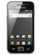 Specification of BlackBerry Torch 9860 rival: Samsung Galaxy Ace S5830.