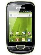 Specification of BlackBerry Curve 8980 rival: Samsung Galaxy Mini S5570.