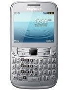 Specification of BlackBerry Curve 9220 rival: Samsung Ch@t 357.