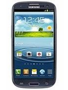 Specification of BlackBerry Q10 rival: Samsung Galaxy S III I747.