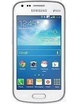 Specification of LG Optimus Elite LS696 rival: Samsung Galaxy S Duos 2 S7582.