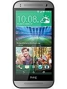 Specification of Prestigio MultiPhone 7600 Duo rival: HTC One mini 2.