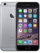 Specification of Maxwest Gravity 5 rival: Apple iPhone 6.