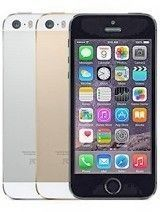 Specification of Apple iPhone 6s Plus rival: Apple iPhone 5s.