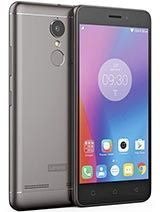 Specification of LG G6  rival: Lenovo K6 Power.