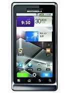 Specification of Apple iPhone 4 rival: Motorola MILESTONE 2 ME722.