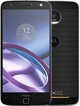 Specification of LG G6  rival: Motorola Moto Z.