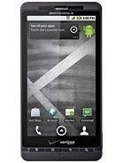 Specification of Sony-Ericsson Xperia X2 rival: Motorola DROID X.