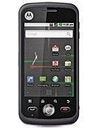 Specification of Apple iPhone 4 rival: Motorola Quench XT5 XT502.