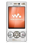 Sony-Ericsson W705 tech specs and cost.