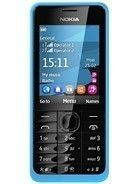 Nokia 301 tech specs and cost.