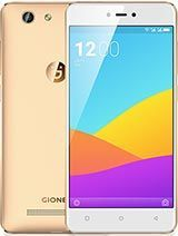 Specification of LG G6  rival: Gionee F103 Pro.