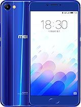 Specification of Samsung Galaxy Note7 (USA) rival: Meizu m3x.