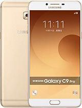 Specification of Samsung Galaxy Note9  rival: Samsung Galaxy C9 Pro.