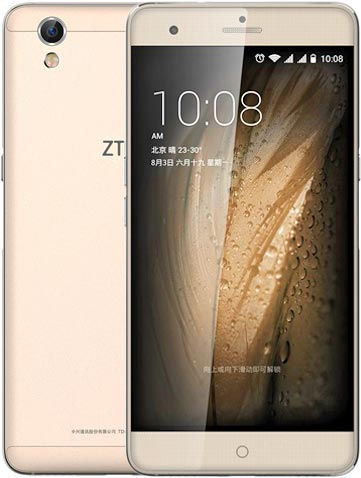 ZTE Blade V7 Max tech specs and cost.