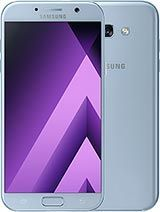 Specification of LG G7 ThinQ  rival: Samsung Galaxy A7 (2017).