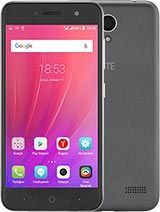 Specification of Panasonic P85  rival: ZTE Blade A520 .