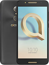 Specification of Gionee M7  rival: Alcatel A7 .