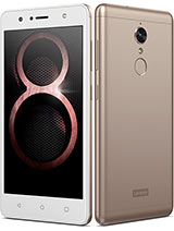 Specification of Lenovo K8 Note  rival: Lenovo K8 .