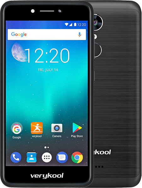 Specification of Huawei P20  rival: Verykool s5205 Orion Pro .