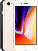Specification of Samsung Galaxy A7 (2018)  rival: Apple iPhone 8 .