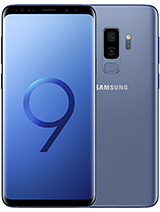 Specification of Samsung Galaxy Note9  rival: Samsung Galaxy S9 Plus.