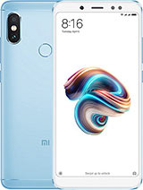 Specification of Motorola Moto G6  rival: Xiaomi Redmi Note 5 Pro .