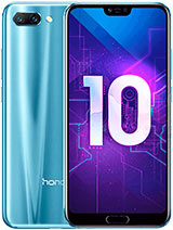 Specification of Motorola P30  rival: Huawei Honor 10 .