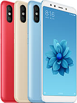 Specification of Meizu 16X  rival: Xiaomi Mi A2 (Mi 6X) .