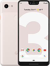 Specification of Google Pixel 3  rival: Google  Pixel 3 XL .