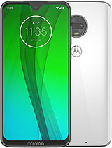 Specification of Apple Watch Series 5 Aluminum rival: Motorola Moto G7 .