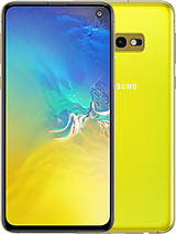 Samsung Galaxy S10e  tech specs and cost.