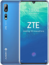 Specification of Huawei P30  rival: ZTE Axon 10 Pro 5G .