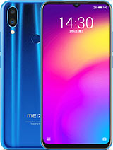 Specification of Huawei Mate 20 Pro  rival: Meizu Note 9 .