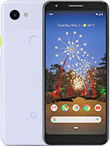 Specification of Apple iPhone X  rival: Google  Pixel 3a.