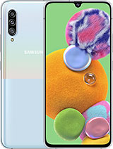 Specification of Samsung Galaxy Note9  rival: Samsung Galaxy A90 5G.