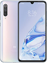Specification of Apple iPhone X  rival: Xiaomi Mi 9 Pro.