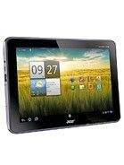 Specification of Samsung Google Nexus 10 P8110 rival: Acer Iconia Tab A700.