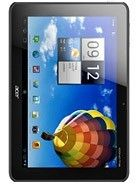 Specification of Asus Zenpad 3S 10 Z500M rival: Acer  Iconia Tab A510.