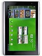 Acer Iconia Tab A500 tech specs and cost.