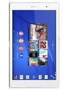 Specification of Huawei MediaPad M3 8.4 rival: Sony Xperia Z3 Tablet Compact.